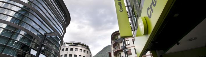 Crèdit Andorra Wealth Management - Banking sector